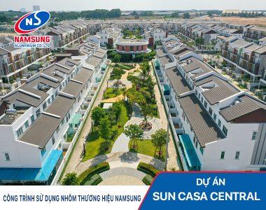 Sun Casa Central
