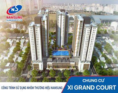 Chung cư XI GRAND COURT