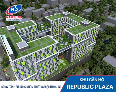 Khu căn hộ Republic Plaza