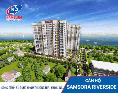 Căn hộ SAMSORA Riverside