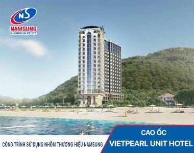 Cao ốc VietPearl Unit Hotel